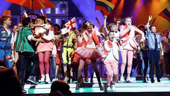 Армения подтвердиа участие вдетском Евровидении