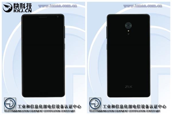 Вбазе TENAA замечен смартфон Lenovo Zuk сSoC Snapdragon 821