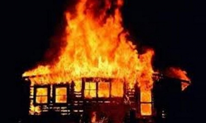 ВКрасноярском крае при пожаре погибли двое мужчин иодна женщина