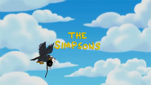Banksy Directs the Opening of the Simpsons (13 pics)