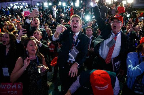 APTOPIX 2016 Election Trump