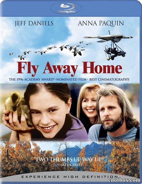Летите домой / Fly Away Home (1996/BDRip/HDRip)
