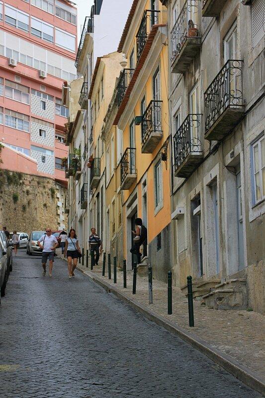 Лиссабон, Португалия (Lisbon, Portugal)