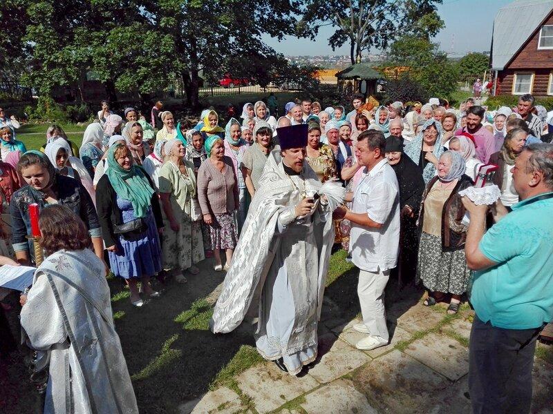 Преображение в Острове, 680 лет села