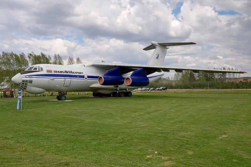 ТрансАвиаЭкспорт Ил-76Т