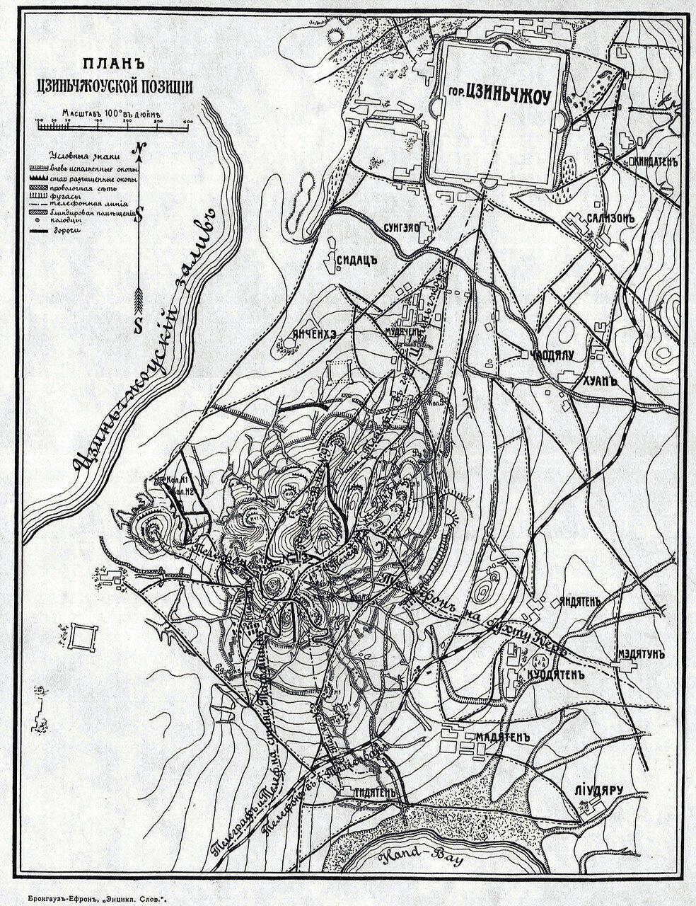 Порт-Артур (цзиньчжоуская позиция) (1904)