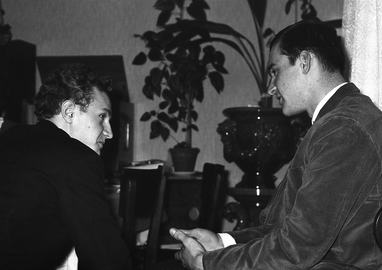 08. Витя Самовичев и Саша Колодеев