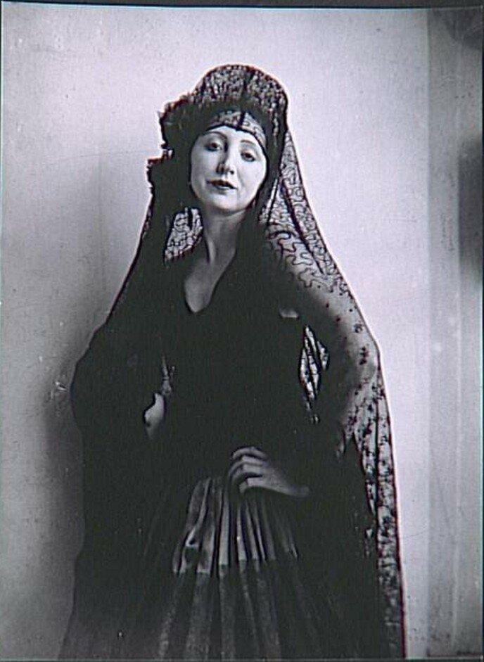 1933. Анаис Нин, вилла Сера