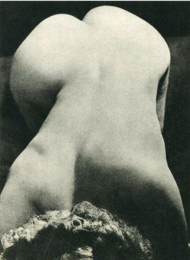 1931. Обнаженная