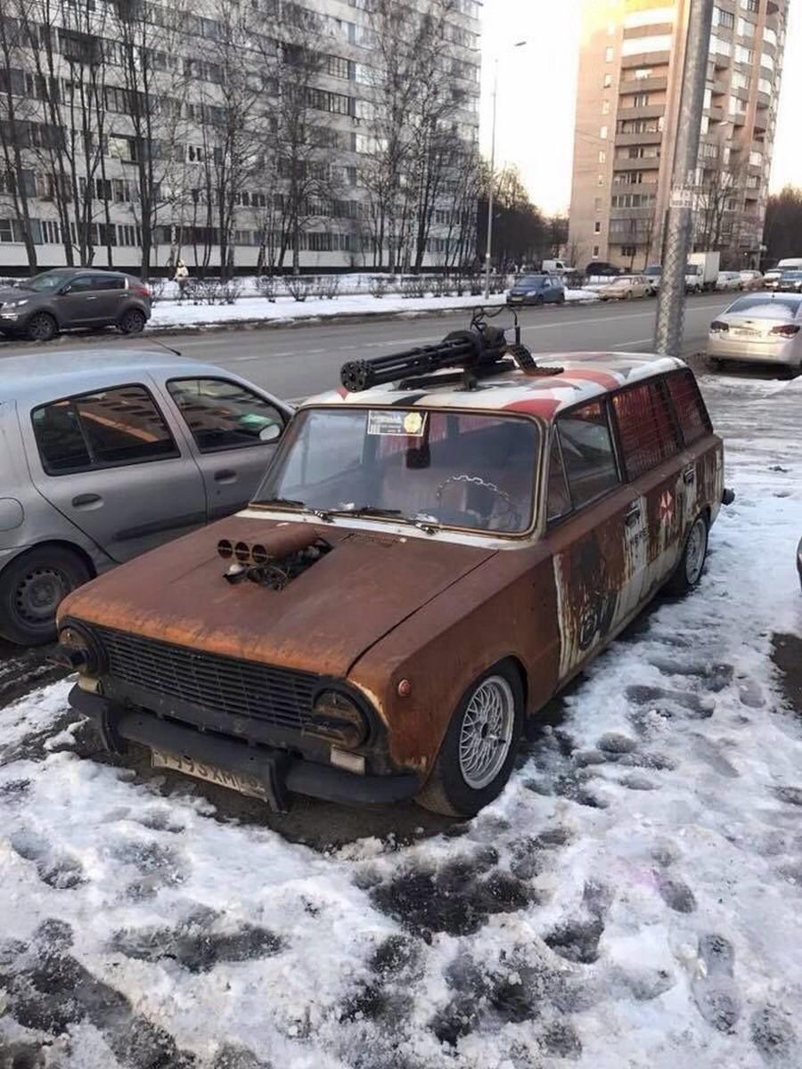 Подборка интересных и веселых картинок 15.01.17