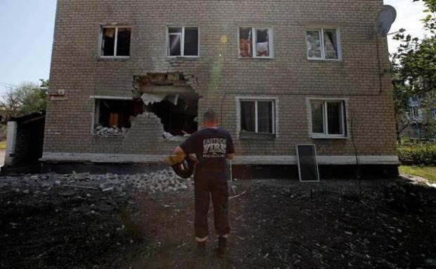 Украинцы под Мар'їнкою ответили на обстрелы, и противник немного успокоился, - волонтеры