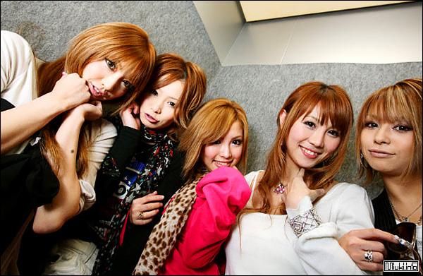 Сексуальные развлекательные заведения Японии