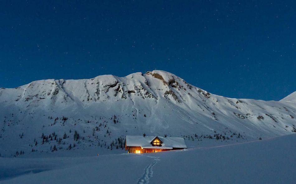Зимние пейзажи Красивые картинки