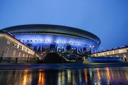 Петербуржские власти выделили еще 2 млрд руб. надостройку «Зенит-Арены»