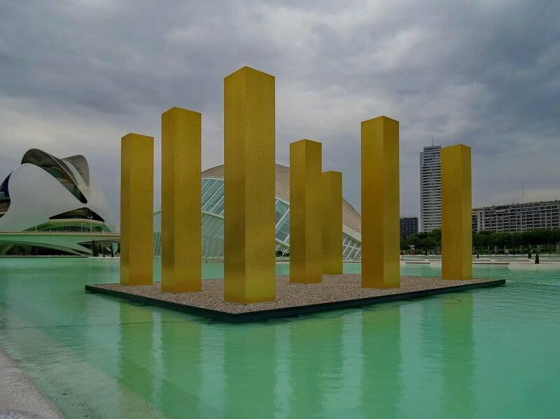 Валенсия, городок будущего