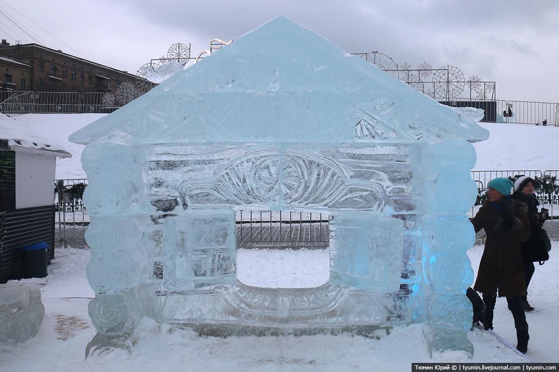 ледовые фигуры