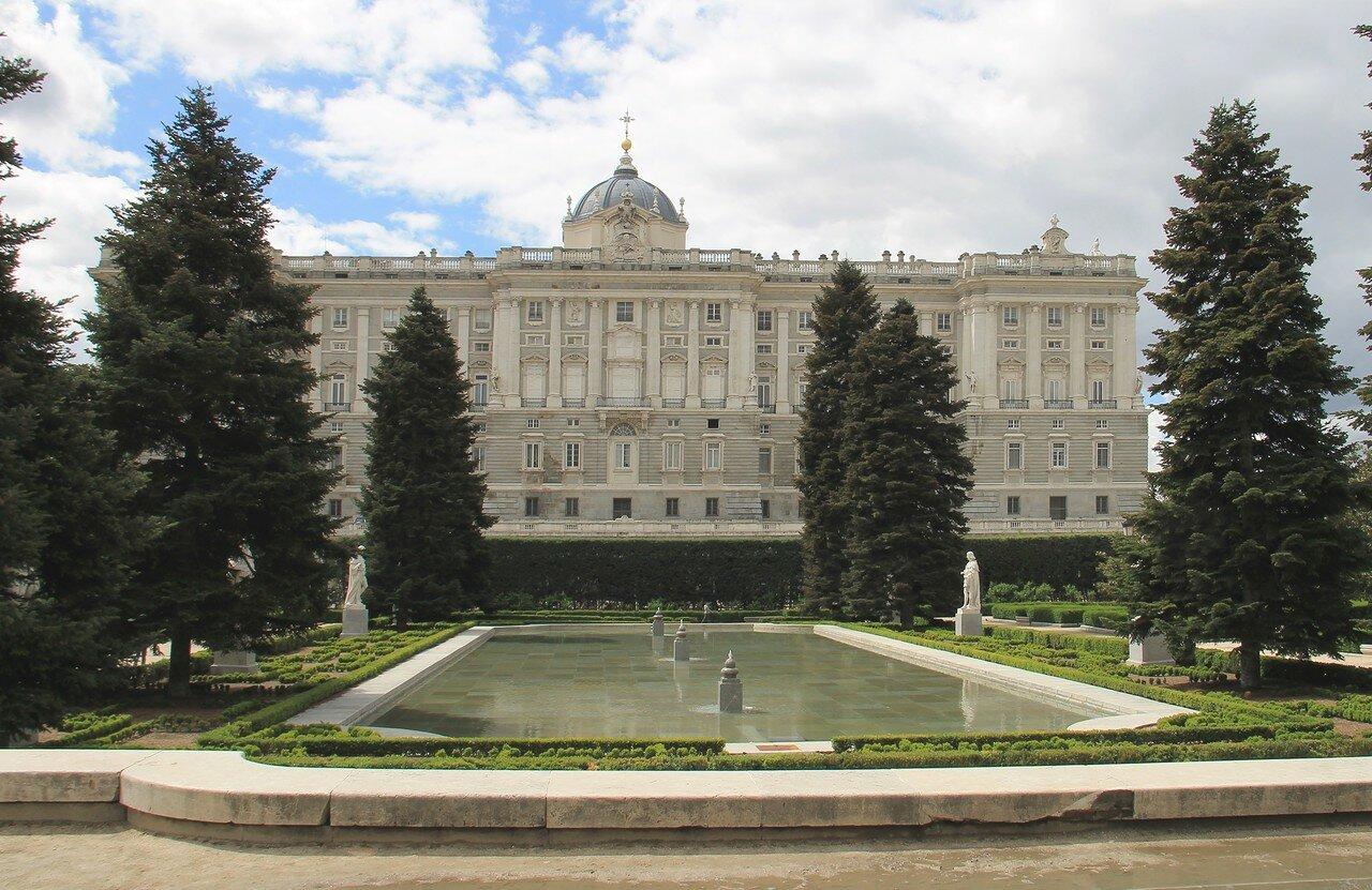 Madrid. Royal Palace (Palacio Real)