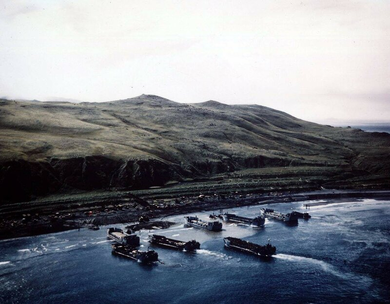 The Aleutian Islands - 1944 - Dmitri Kessel - LIFE Collections