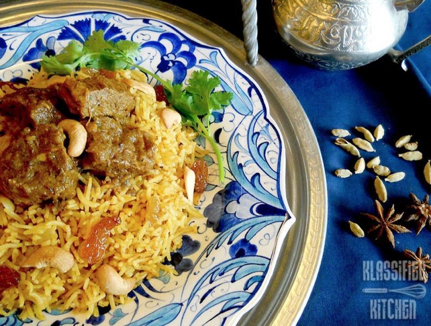 24. Саудовская Аравия Касба – это блюдо делают из риса с большим количеством самых разных специй. По