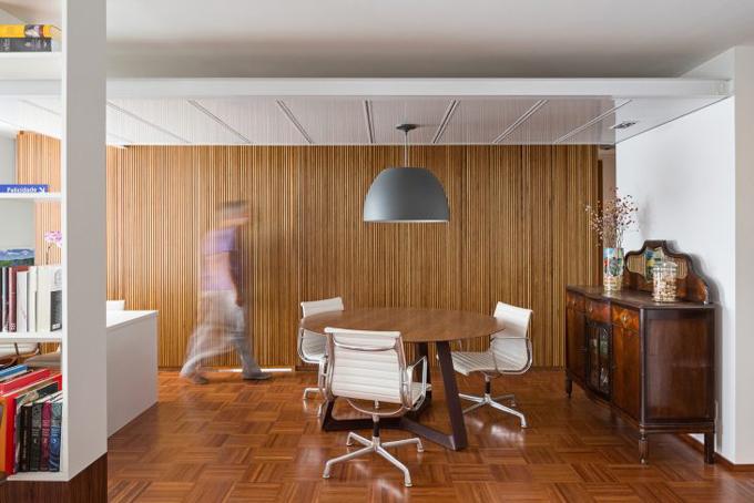 Квартира от Estudio MRGB