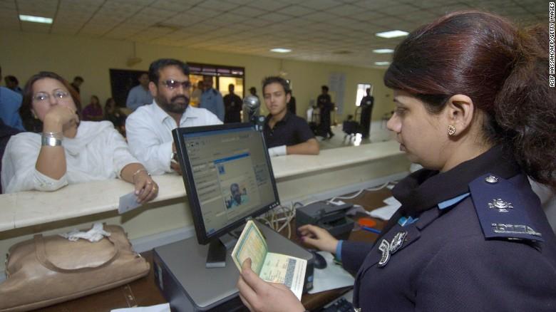 На 103-м месте — Пакистан. Безвизовый въезд — в 29 стран.