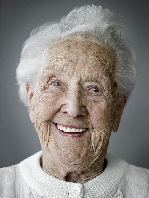 6. Эрна Калис, дата рождения: 6 сентября 1908 года.