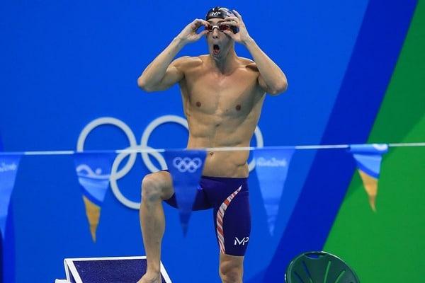 Американский пловец побил двухтысячелетний рекорд