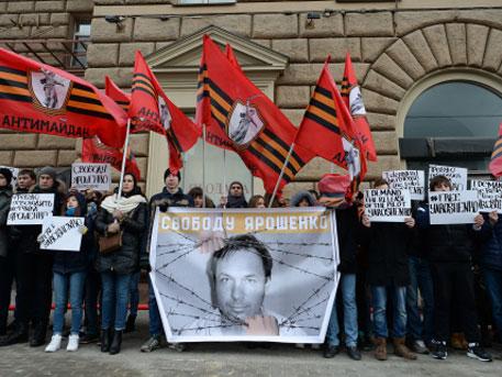 Летчик Ярошенко подписал документы спросьбой передать его российской стороне