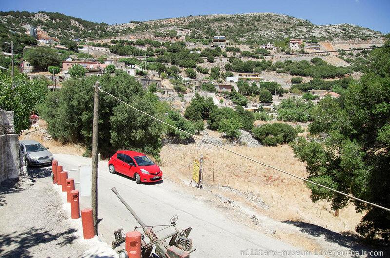 Военный музей Аскифу на Крите