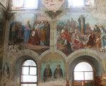 Северная стена собора
