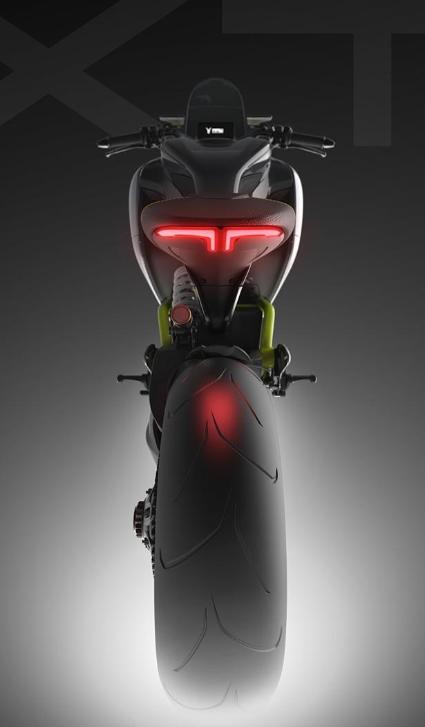 Теодоро Рагацци: концепт электроцикла XT