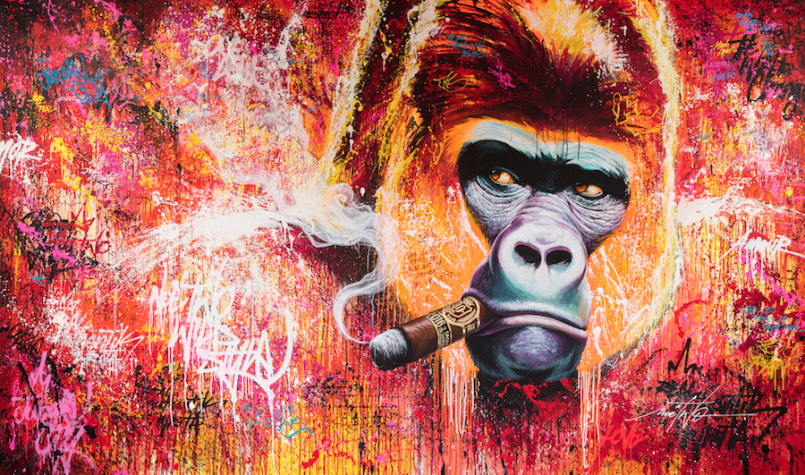 Second Edition of Urban Art Fair Paris