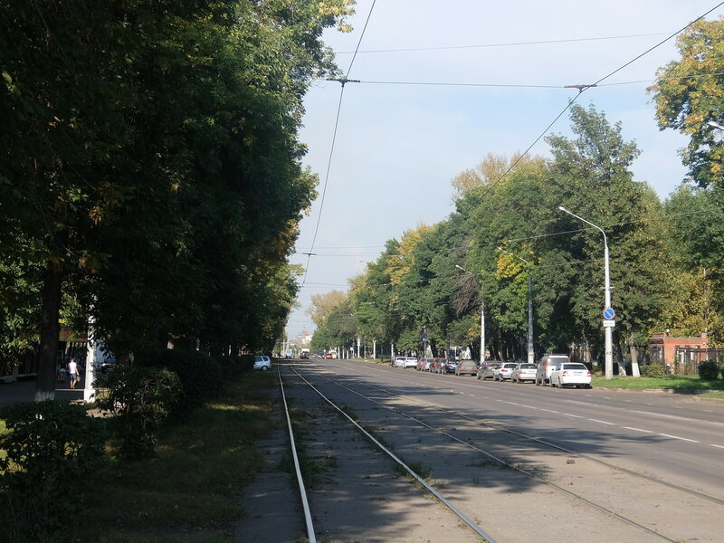 Новокузнецк - Улица Тореза