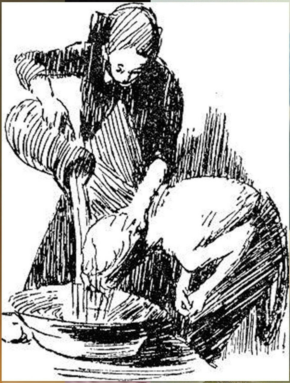 Иллюстрация В. Н. Горяева к пр-ю М.Твена Приключения Тома Сойера (9).jpg