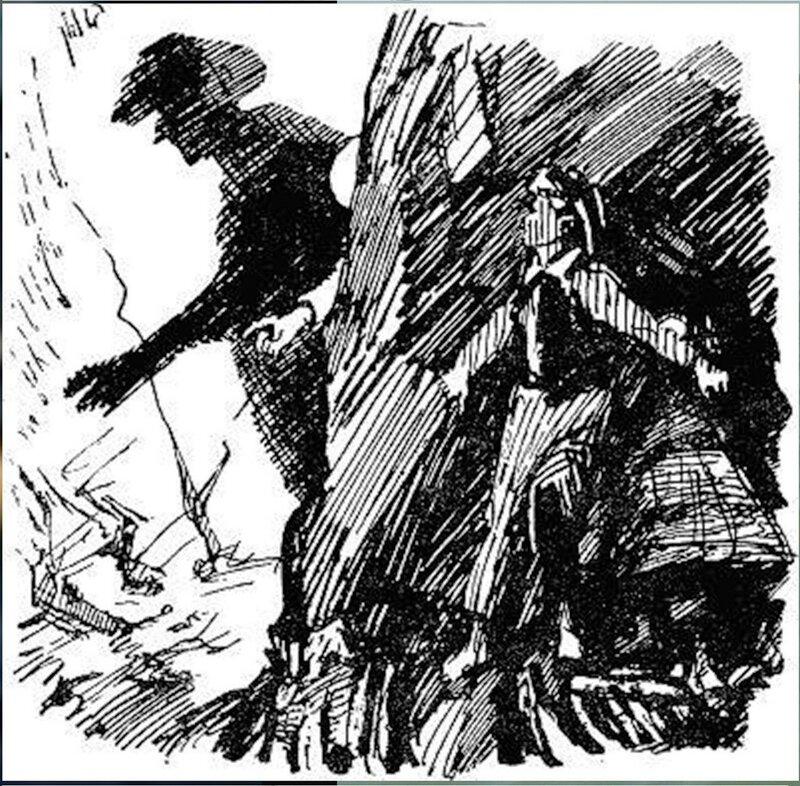 Иллюстрация В. Н. Горяева к пр-ю М.Твена Приключения Тома Сойера (40).jpg