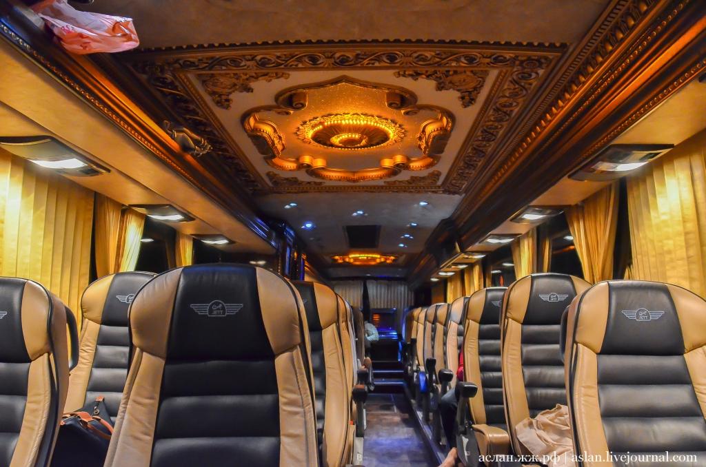 Автобус для топ-менеджеров