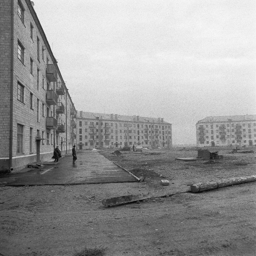 Минусинск. Городская площадь