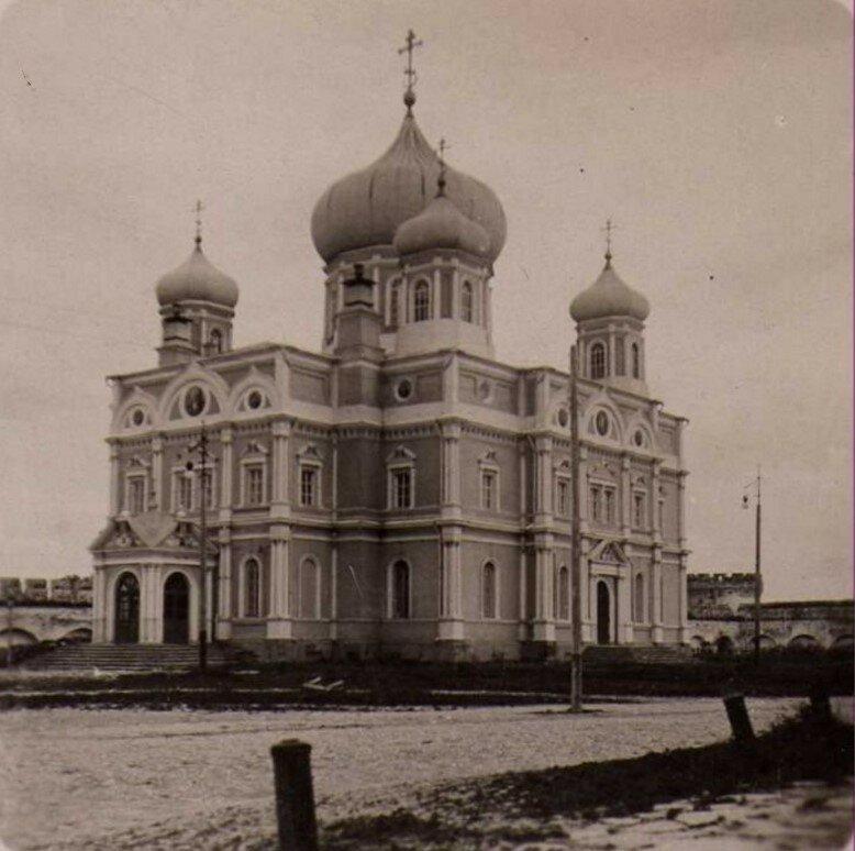 Кремль. Богоявленский Собор