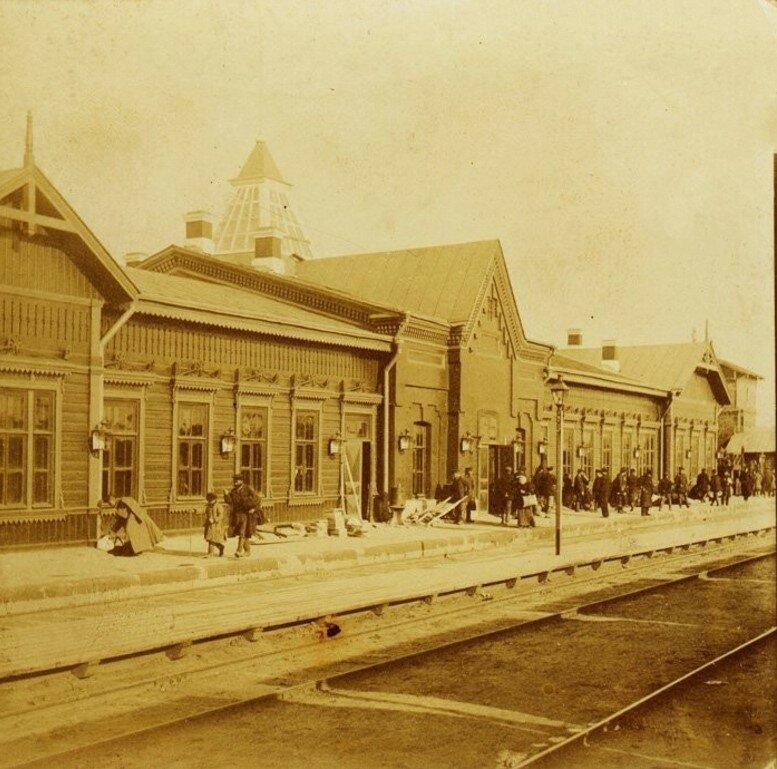 Ряжский вокзал