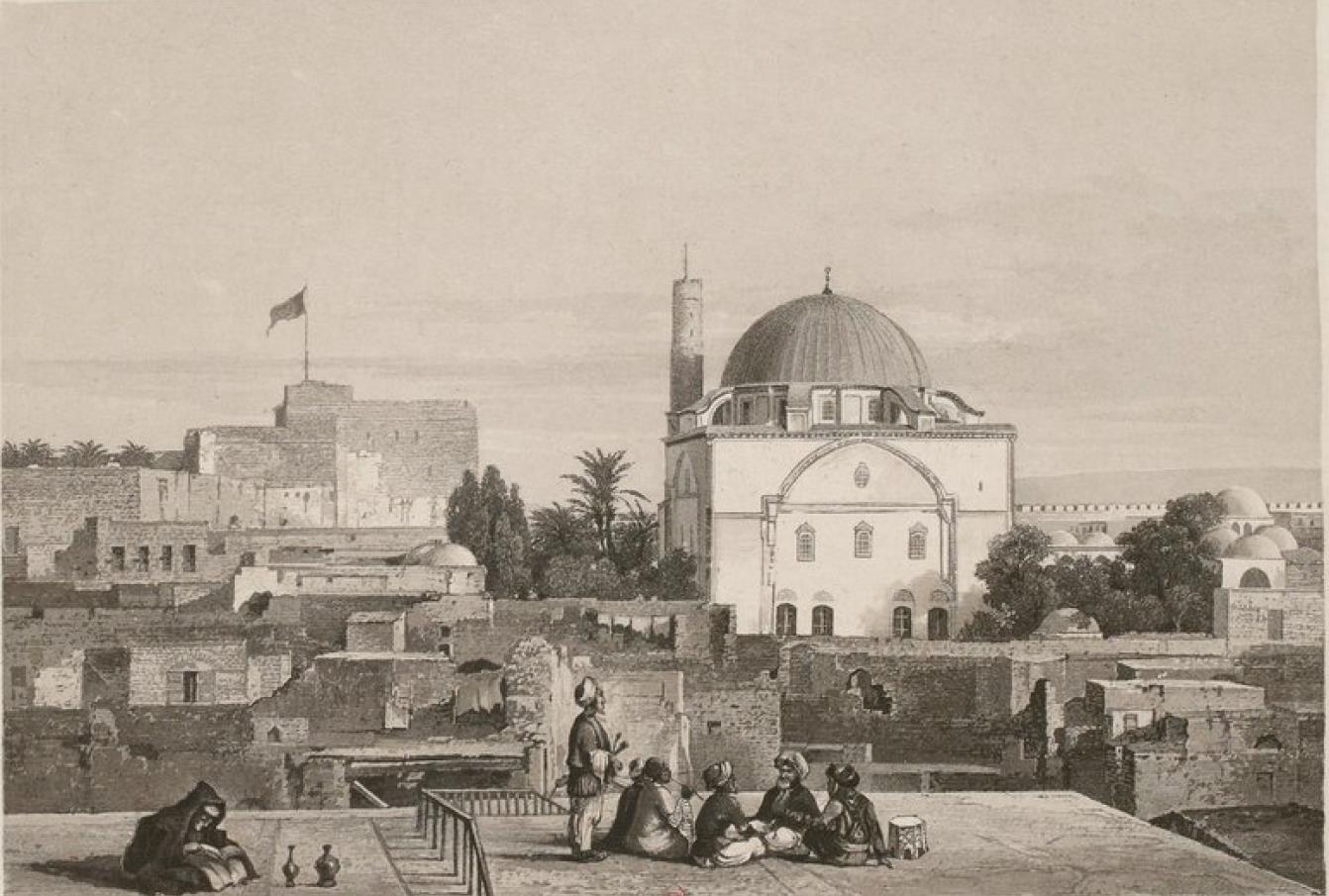 Палестина. Церковь св. Иоанна в Акко