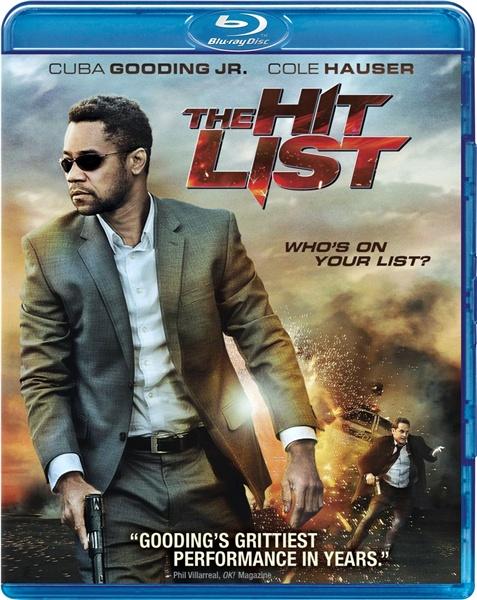 Смертельный список / The Hit List (2011/BDRip/HDRip)