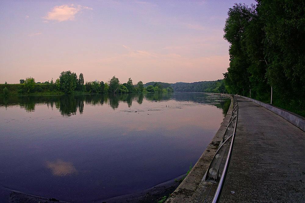 Проклятое место на западе Москвы в Кунцеве