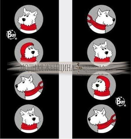 бафф-для-собак