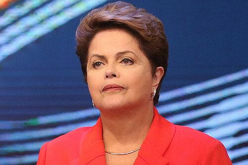 Президент Бразилии Дилма Роуссефф распустила правительство
