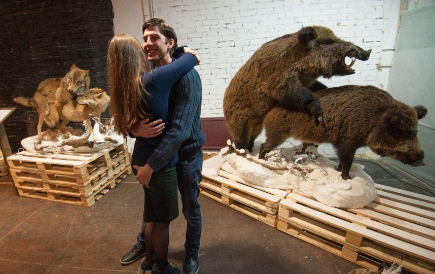 Выставка о сексе животных в Петербурге