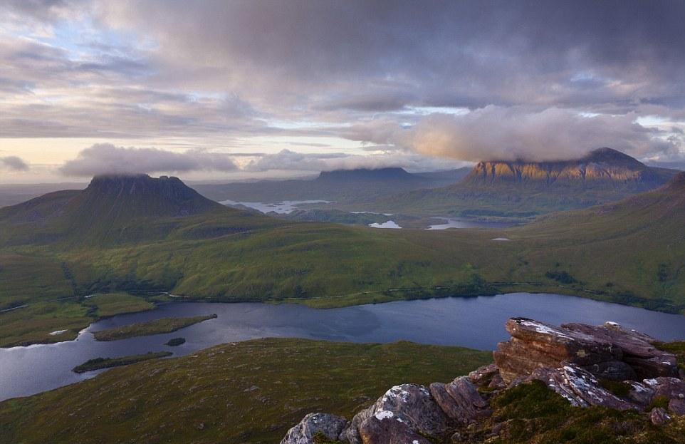 Фотограф, влюблённый в Шотландское высокогорье