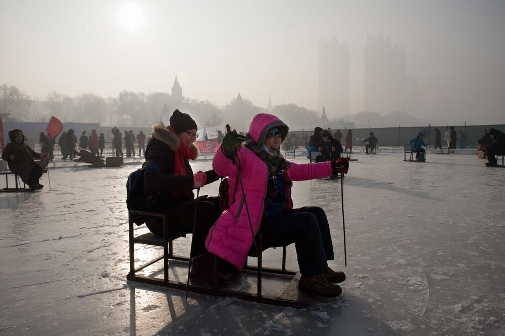 Харбинский фестиваль льда и снега