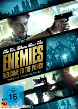 Enemies - Welcome to the Punch (2013)