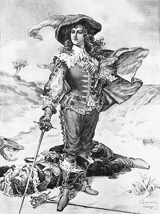 История знаменитой скандальной фехтовальщицы