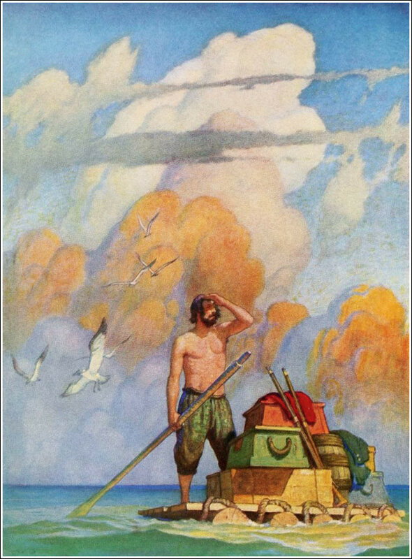 Newell Convers Wyeth.